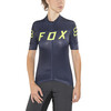 Fox Switchback Jersey Women Navy/Yellow